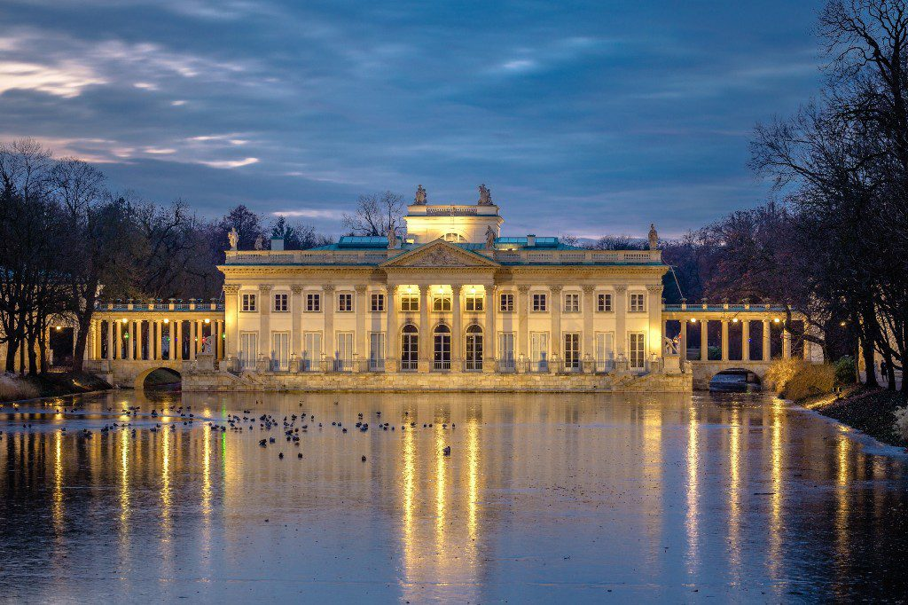 Palace on the Island