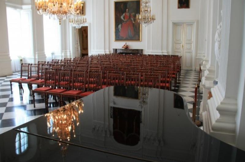 pałac w wilanowie Sale konferencyjne