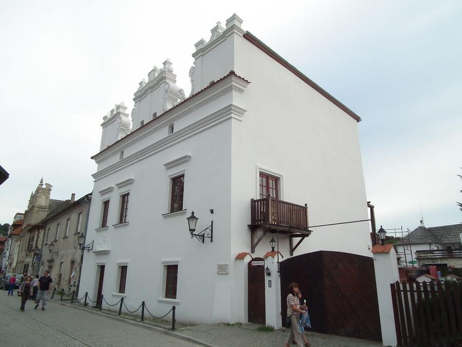 Kamienica Biała, lower Kazimierz