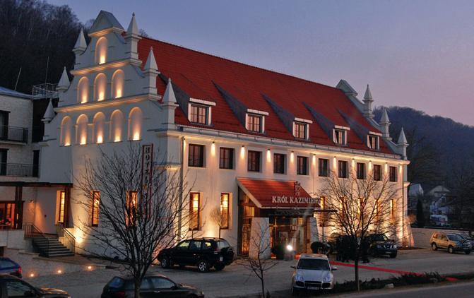 """Granary - hotel """"King Kazimierz"""""""