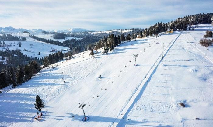 Kaniówka Ski Station