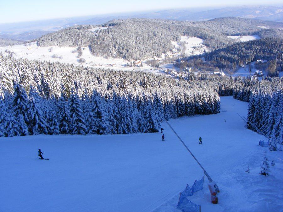 Szkoła narciarska czarna góra