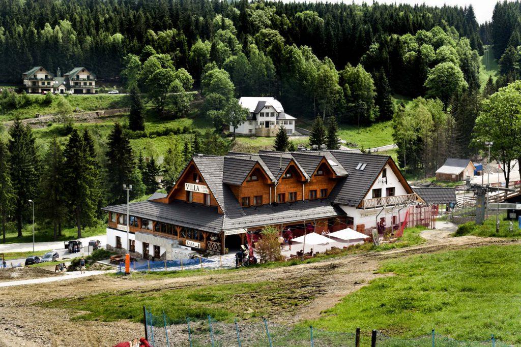 Villa Czarna Góra