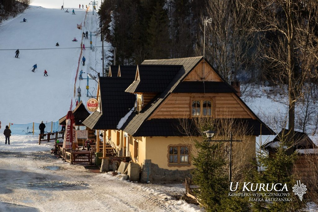 """U Kuruca"" ski lift"