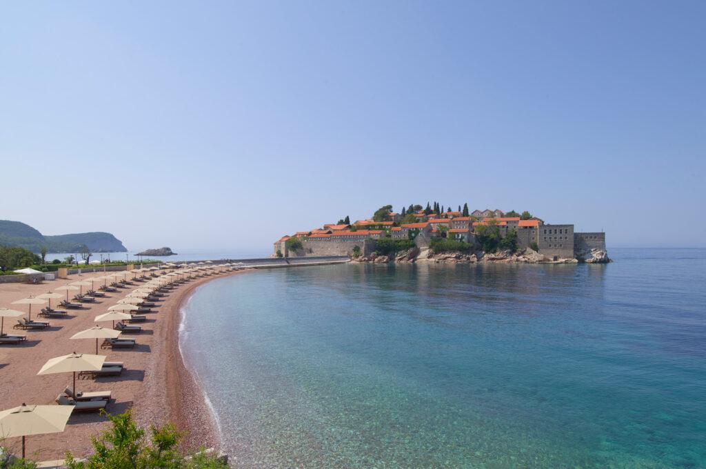 Aman Sveti Stefan, Czarnogóra
