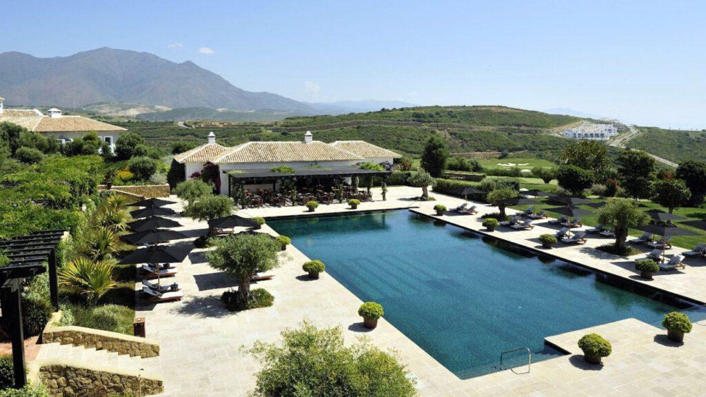 Hotel Finca Cortesin, Andalusia, Spain