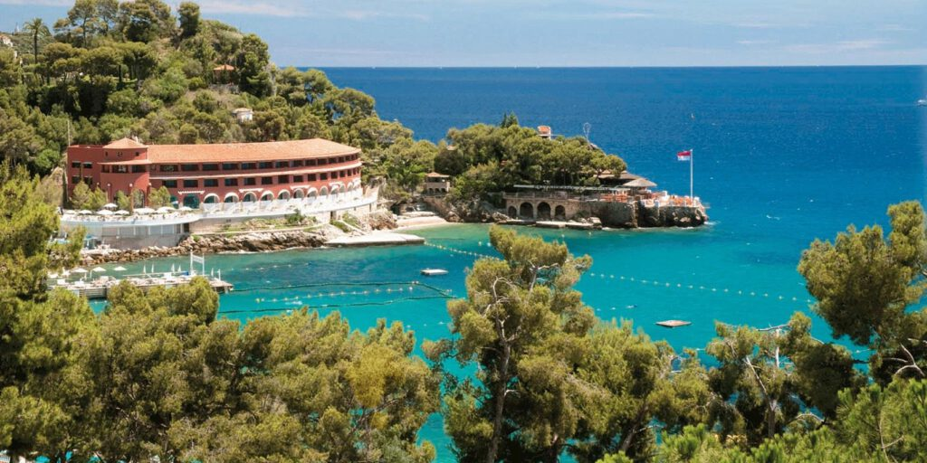 Monte Carlo Beach Hotel, Księstwo Monako