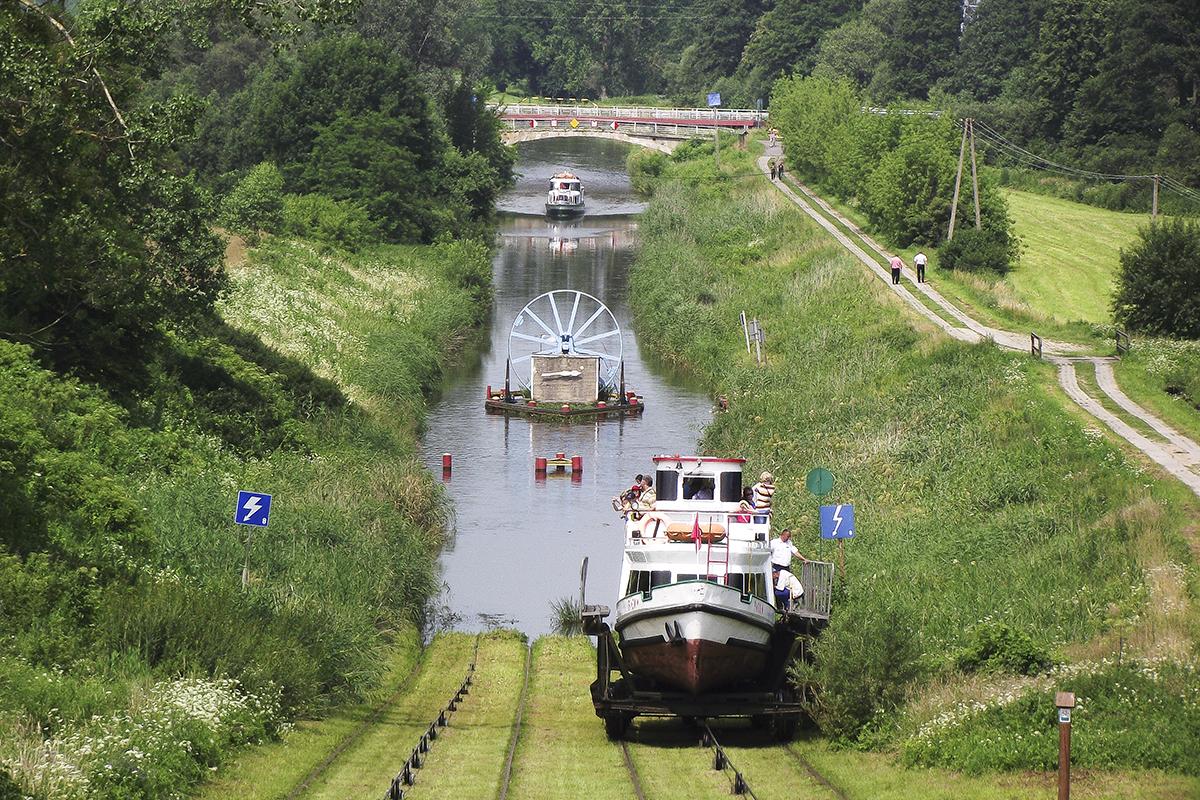 The Elbląg Canal